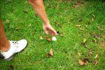 Dotykanie piłki
